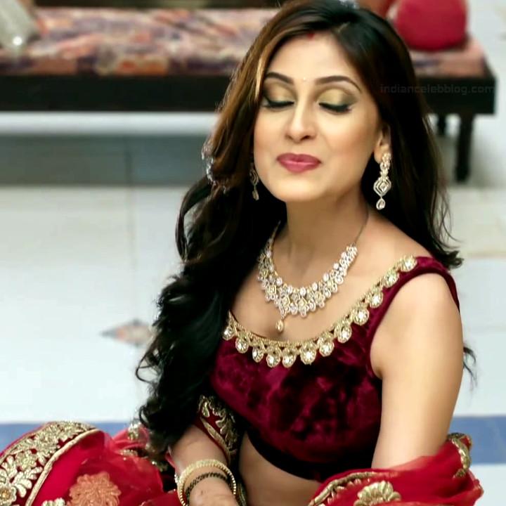 Reena Agarwal hindi TV actress KyaHMPS1 28 hot lehenga photos