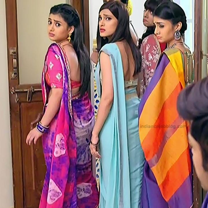 Reena Agarwal hindi TV actress KyaHMPS1 6 hot saree pics