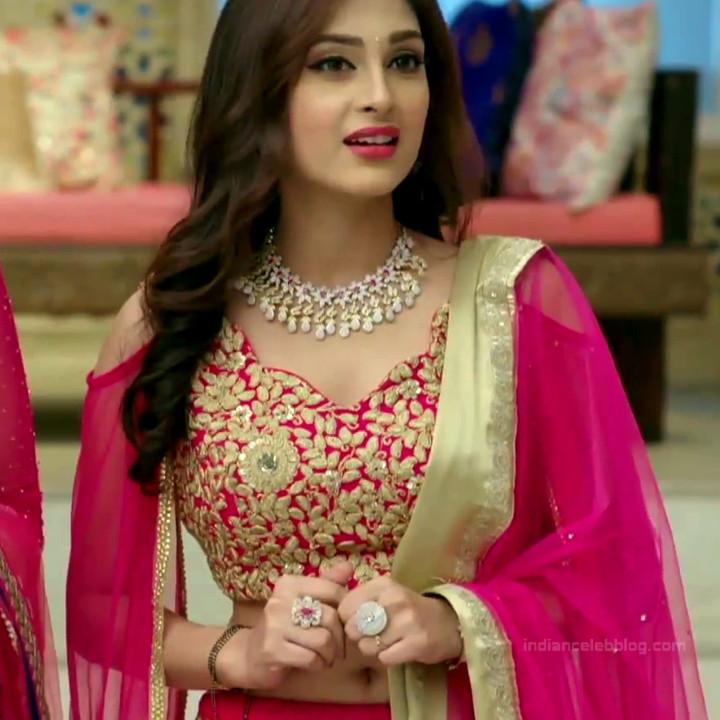 Reena Aggarwal hindi TV actress KyaHMPS1 15 hot lehenga photos