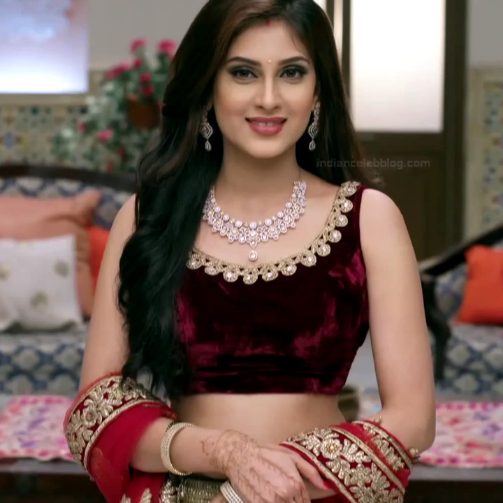 Reena Aggarwal hindi TV actress KyaHMPS1 26 hot lehenga photos