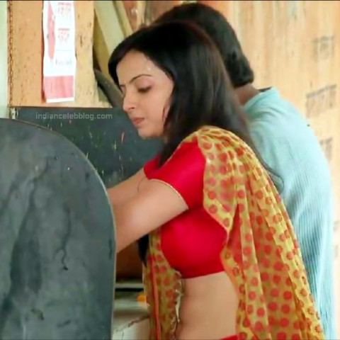 Shrenu Parikh Hindi TV Actress YTComp3 11 Hot saree navel pics