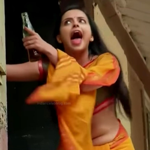 Shrenu Parikh Hindi TV Actress YTComp3 2 Hot saree navel pics