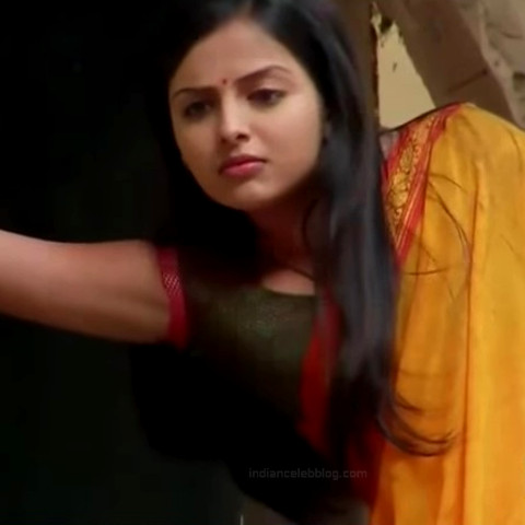 Shrenu Parikh Hindi TV Actress YTComp3 4 Hot saree navel pics