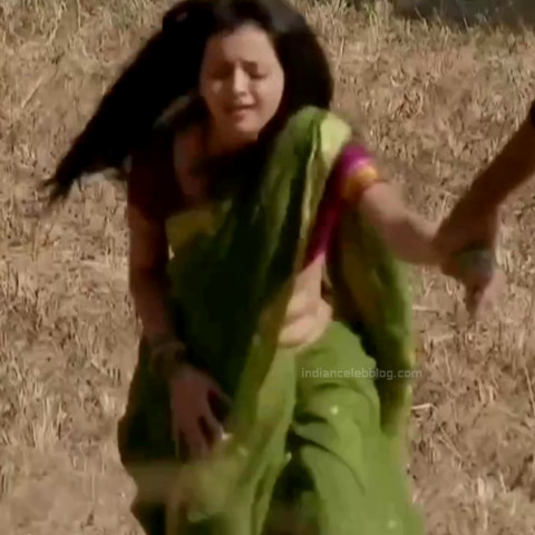 Shrenu Parikh Hindi TV Actress YTComp3 6 Hot saree navel pics