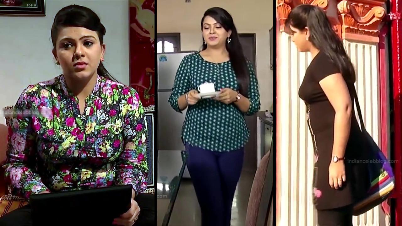 Shwetha Bandekar Tamil TV Actress ChandraLS1 36 Thumb