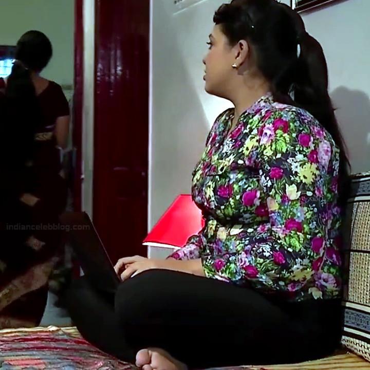 Shwetha Bandekar Tamil TV Actress ChandraLS1 9 hot pics