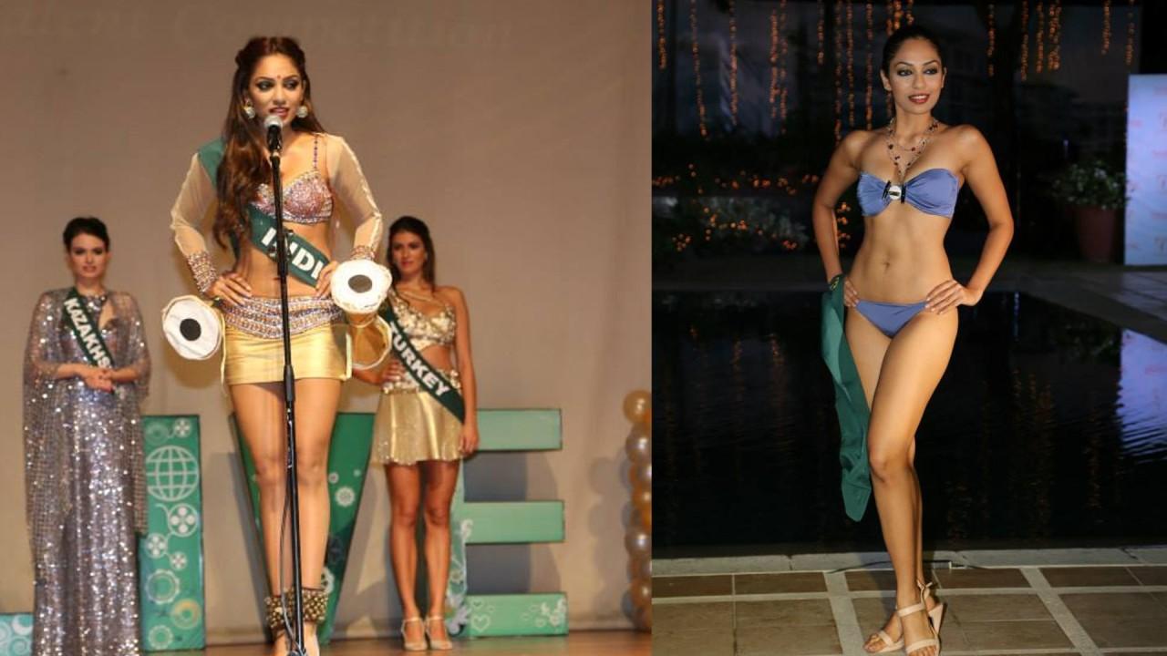 Sobhita Dhulipa India Miss Earth 2013_11