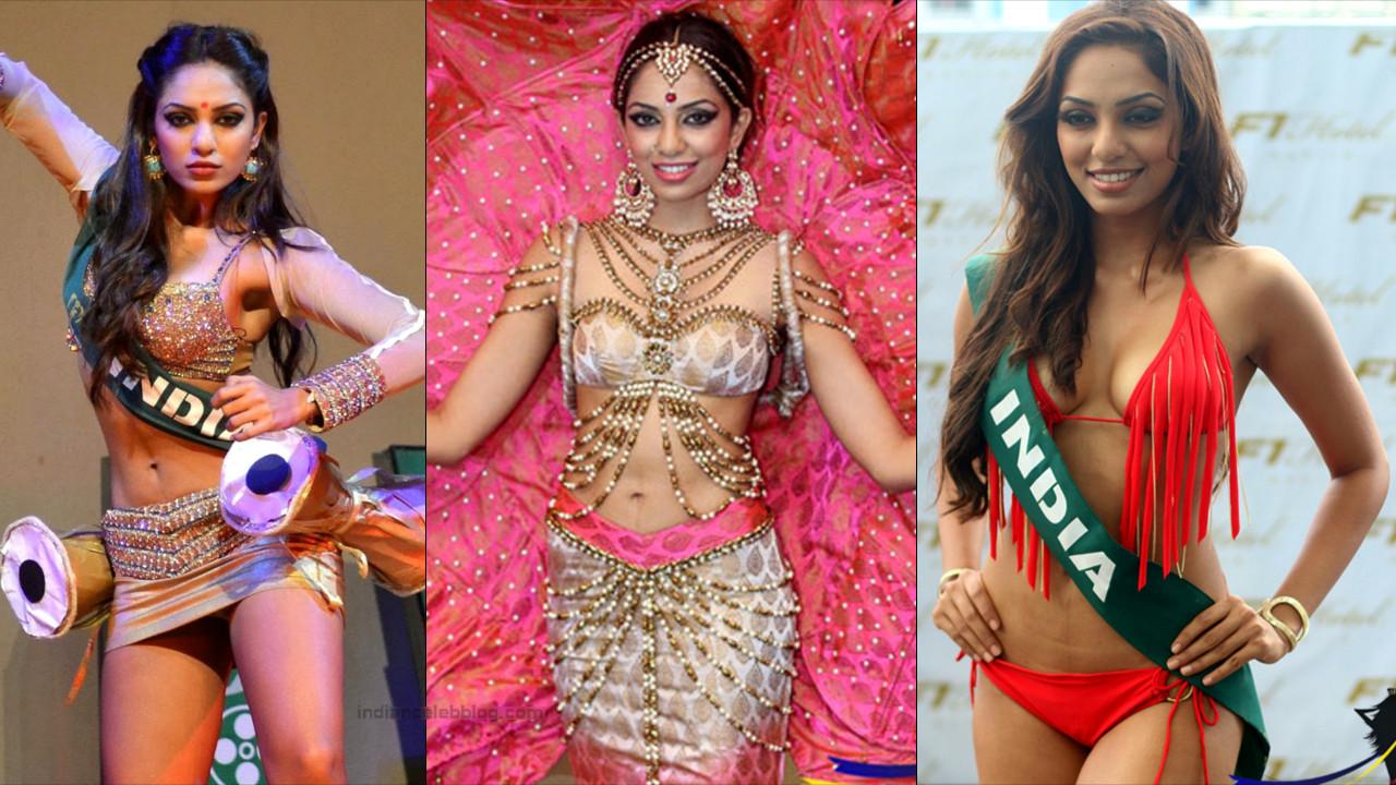 Sobhita Dhulipa India Miss Earth 2013_18_Thumb