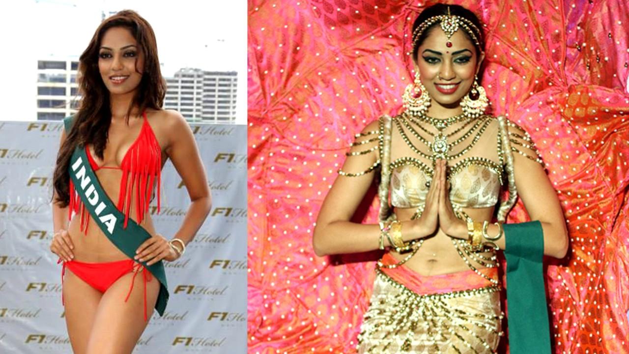 Sobhita Dhulipa India Miss Earth 2013_4
