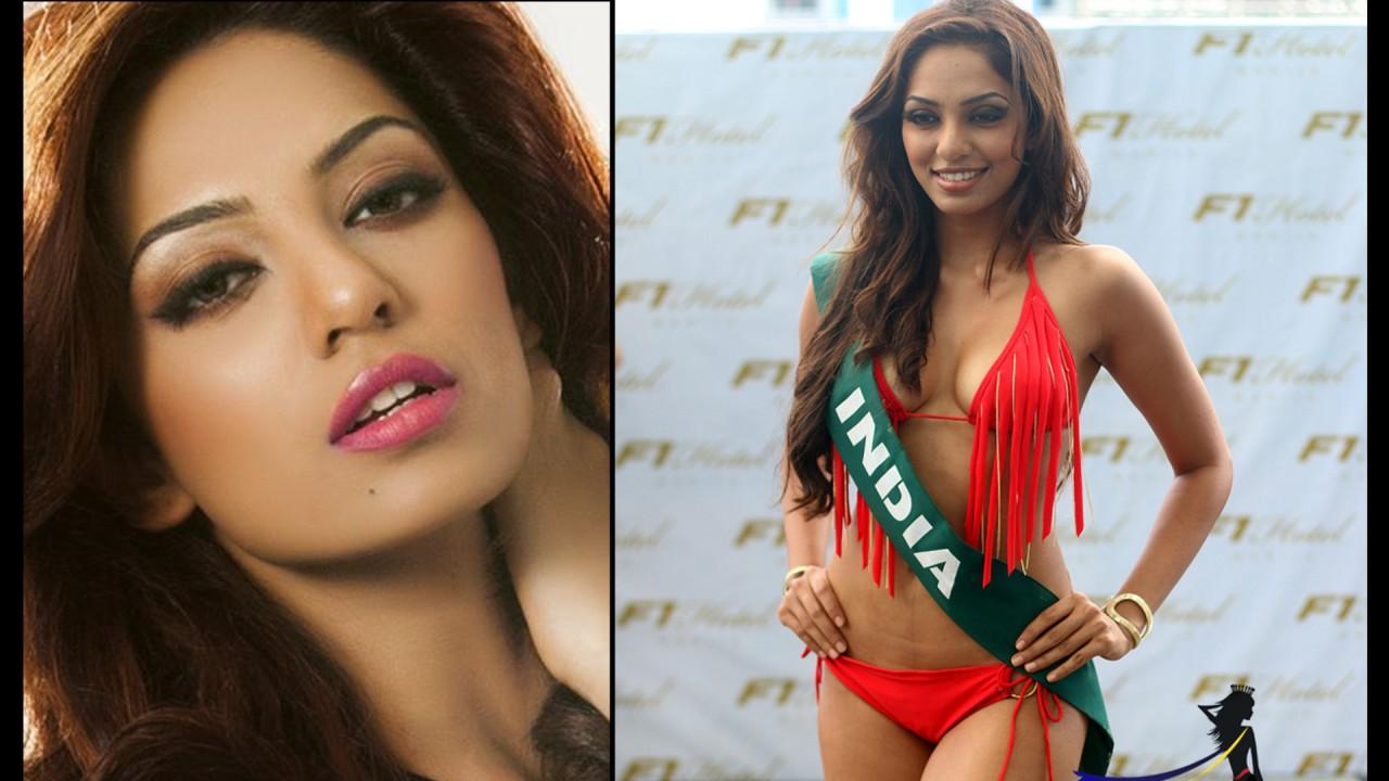 Sobhita Dhulipa India Miss Earth 2013_5