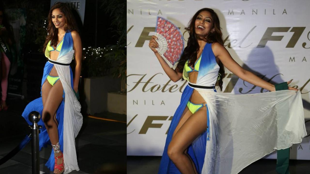 Sobhita Dhulipa India Miss Earth 2013_8
