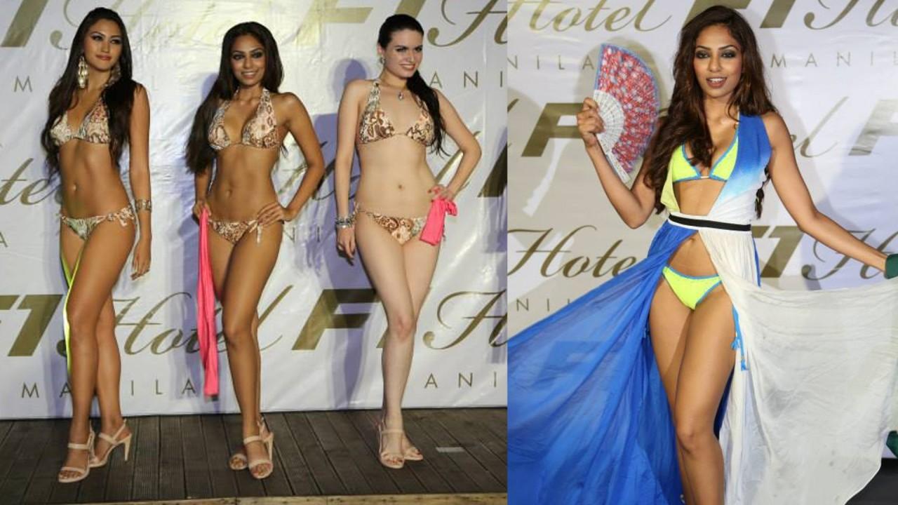 Sobhita Dhulipa India Miss Earth 2013_9