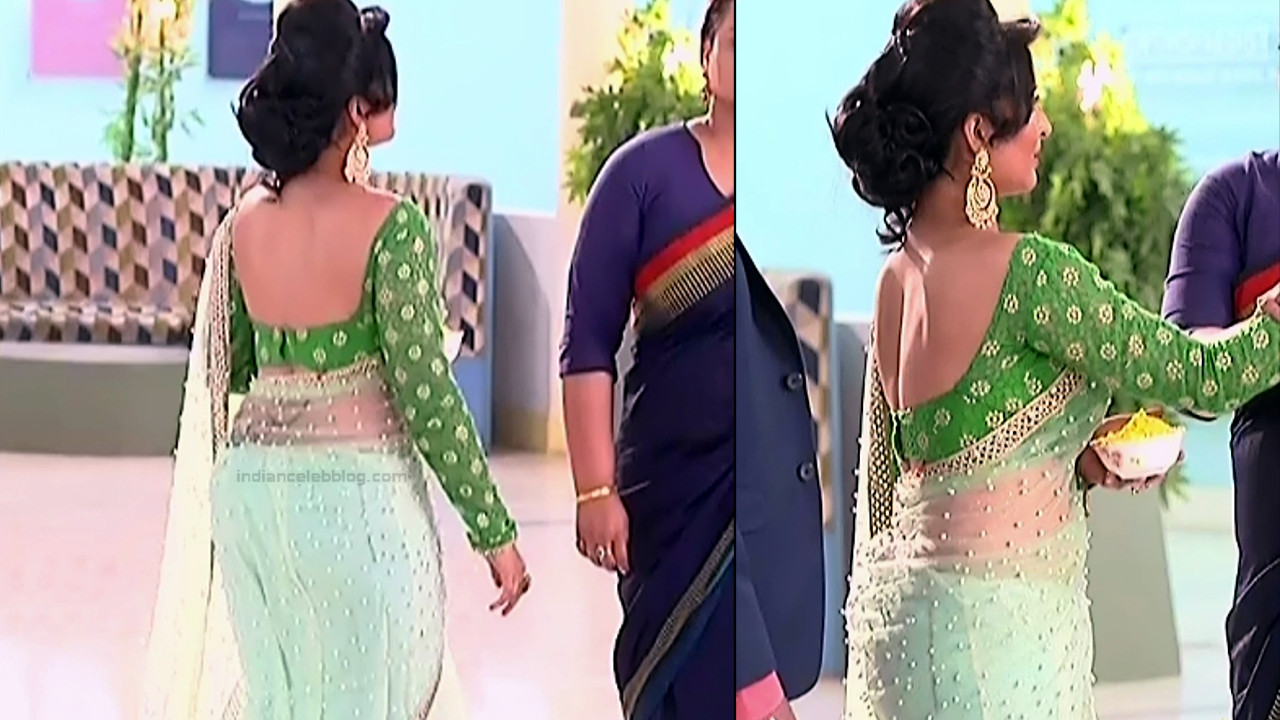 Sonica Handa Hindi TV Actress SavitriDCHS1 11 hot saree pics