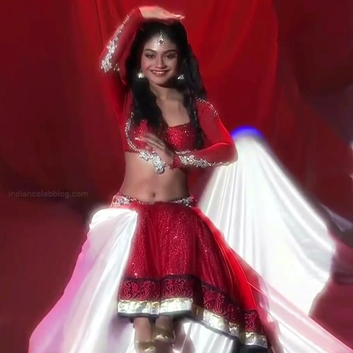 Sreejita De Hindi TV Actress TumhiHBS2 19 Hot Dance Performance