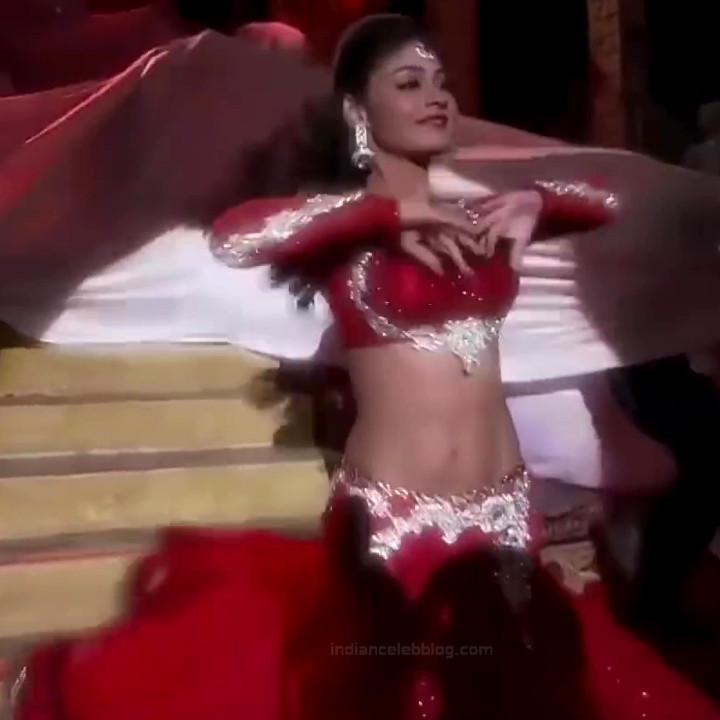 Sreejita De Hindi TV Actress TumhiHBS2 22 Hot Dance Performance