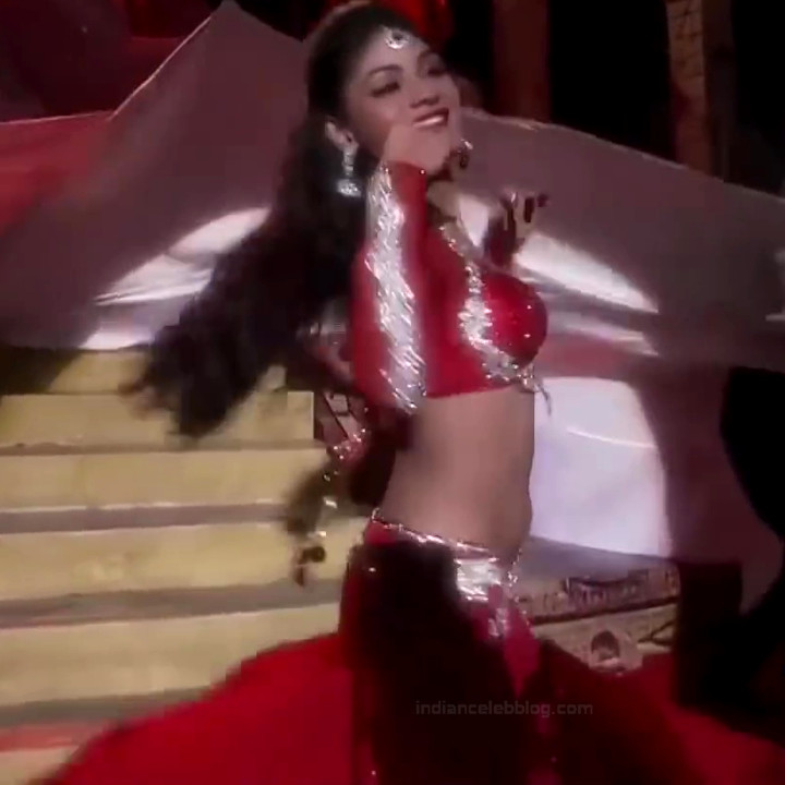 Sreejita De Hindi TV Actress TumhiHBS2 23 Hot Dance Performance