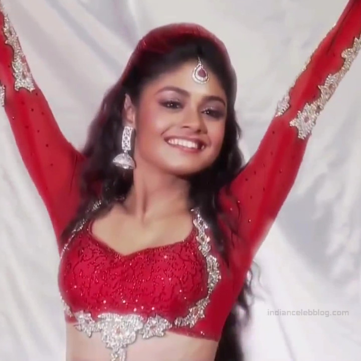 Sreejita De Hindi TV Actress TumhiHBS2 24 Hot Dance Performance