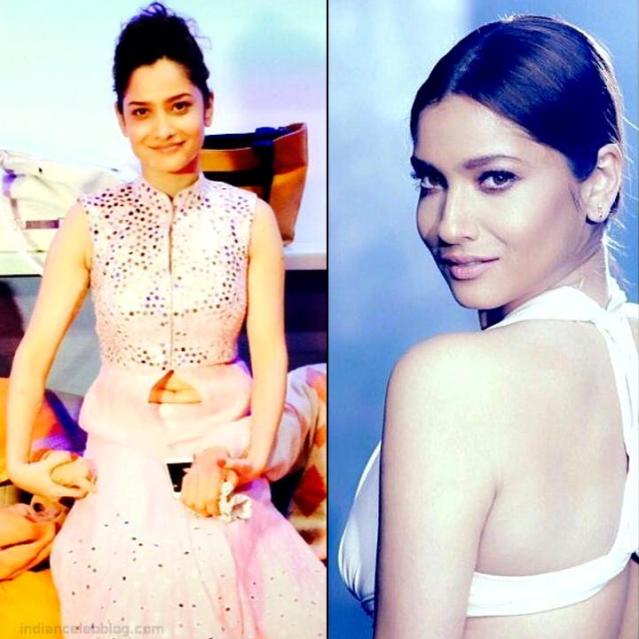Ankita Lokhande Hindi TV actress CelebTS1 2 hot glamour pics