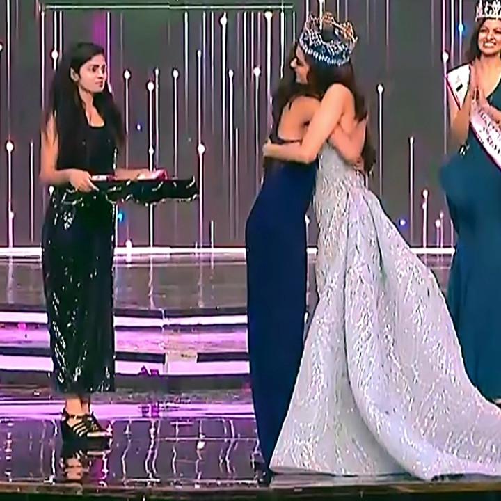 Anukreethy Vas Miss India 2018 Final 2