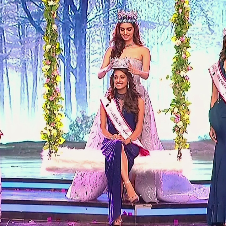 Anukreethy Vas Miss India 2018 Final 4