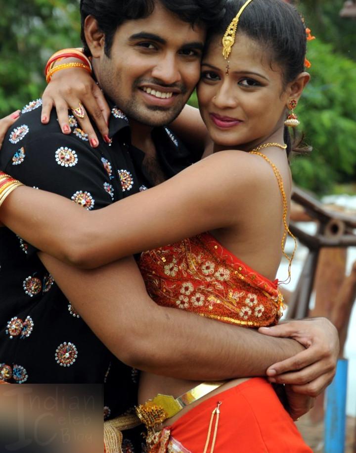 Anusri Telugu TV Gandikotalo movie stills 11