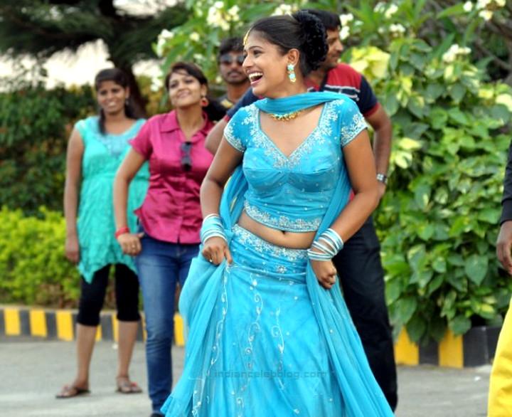 Anusri Telugu TV Gandikotalo movie stills 2