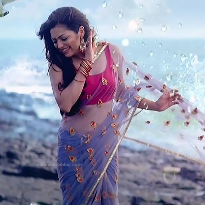 Drashti Dhami Hindi TV actress SilsilaS1 1 hot saree pics