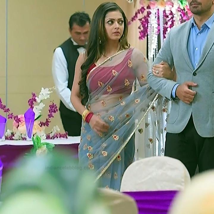 Drashti Dhami Hindi TV actress SilsilaS1 16 hot saree pics