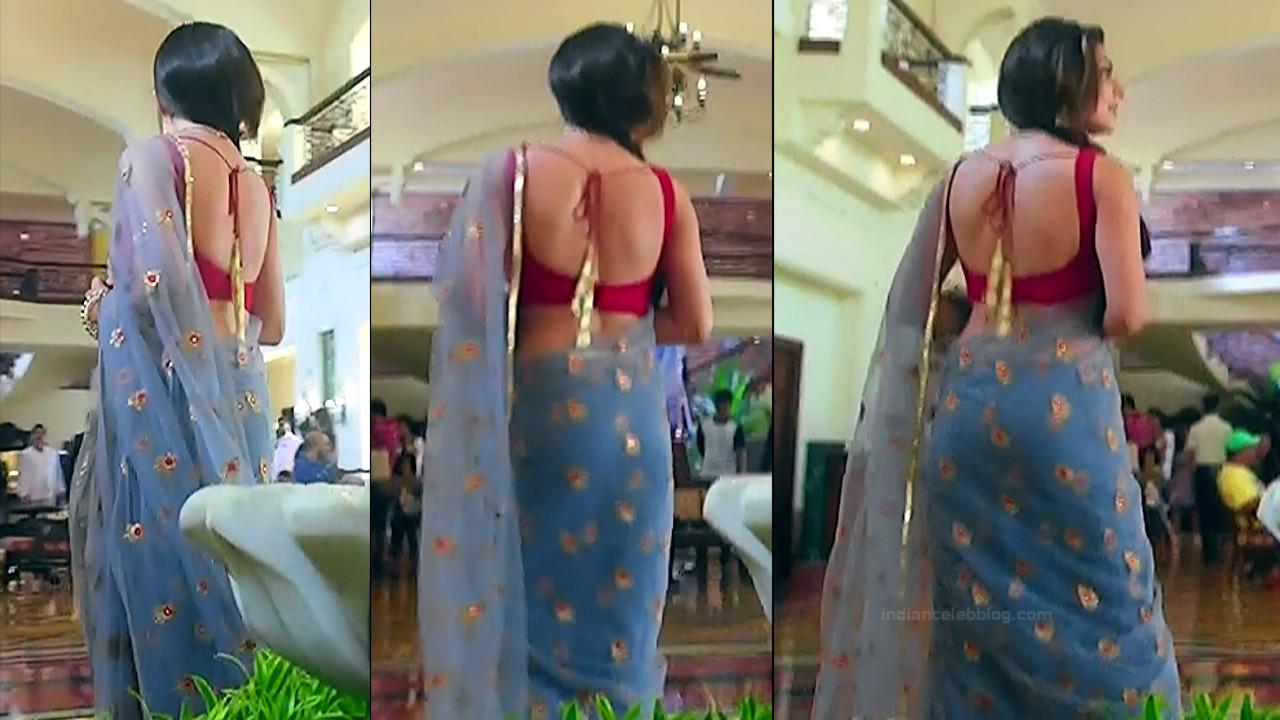 Drashti Dhami Hindi TV actress SilsilaS1 19 hot saree pics