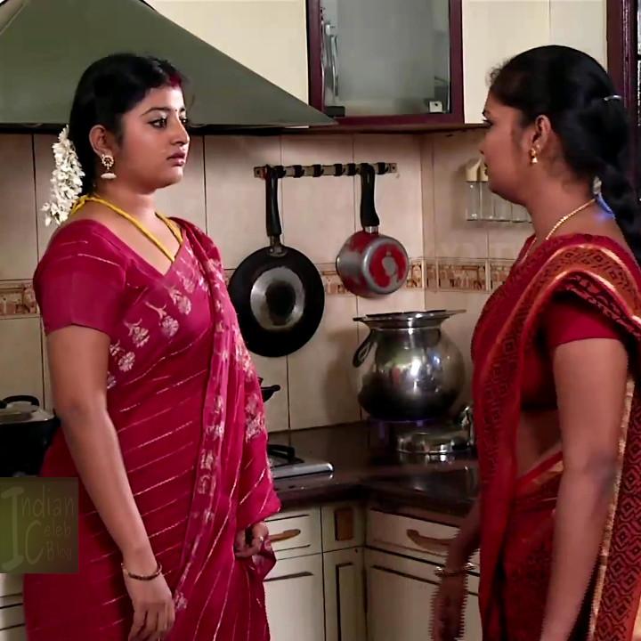 Mahalakshmi Tamil TV actress RVS1 19 hot pics