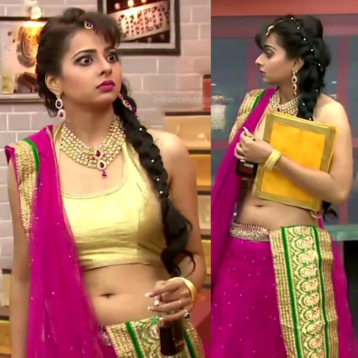 Monica Castelino hindi tv actress YTDS2 3 hot lehenga pics