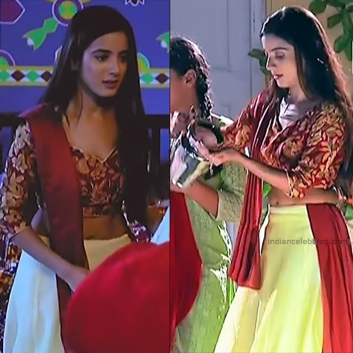 Nikki Sharma Hindi serial actress Roop MKNSS1 4 hot lehenga pics