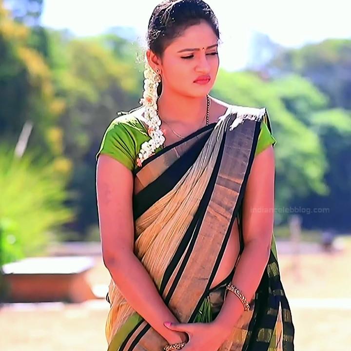 Ranjani Raghavan Kannada TV actress PuttGMS2 14 hot sari pics