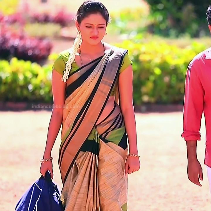 Ranjani Raghavan Kannada TV actress PuttGMS2 15 hot saree photos