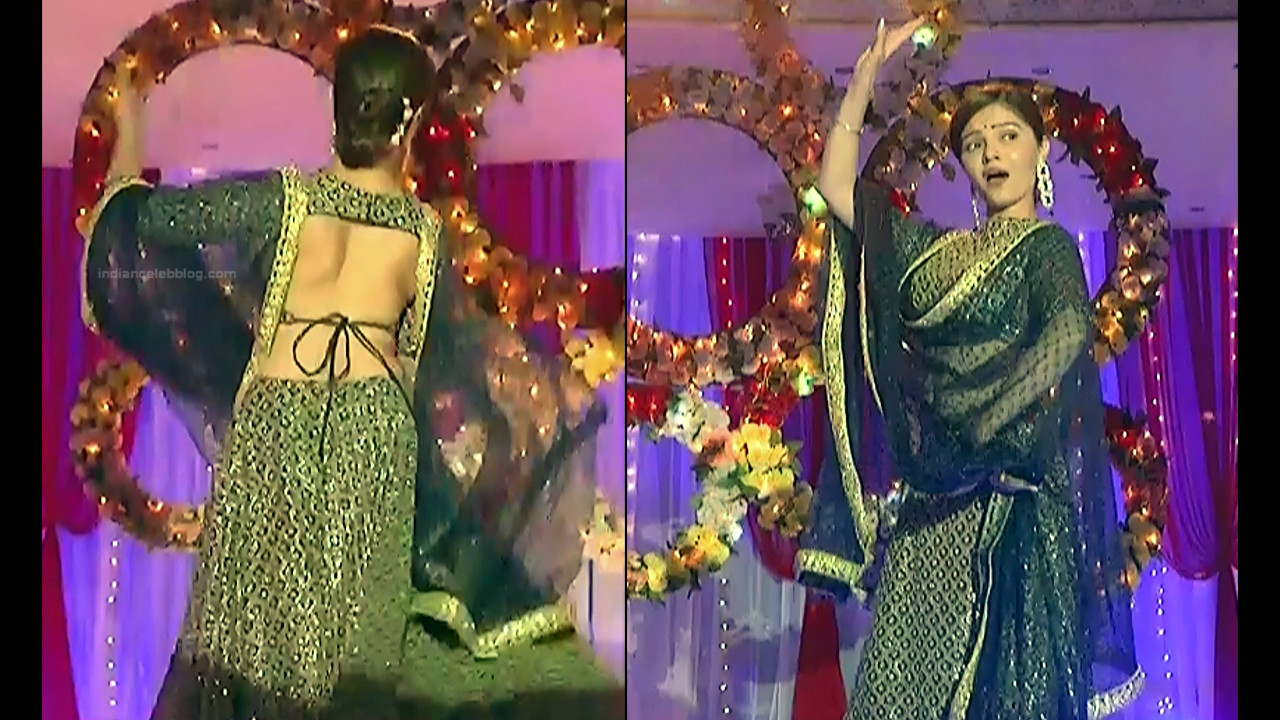 Rubina Dilaik Hindi TV actress ShaktiAS5 12 hot sari photo