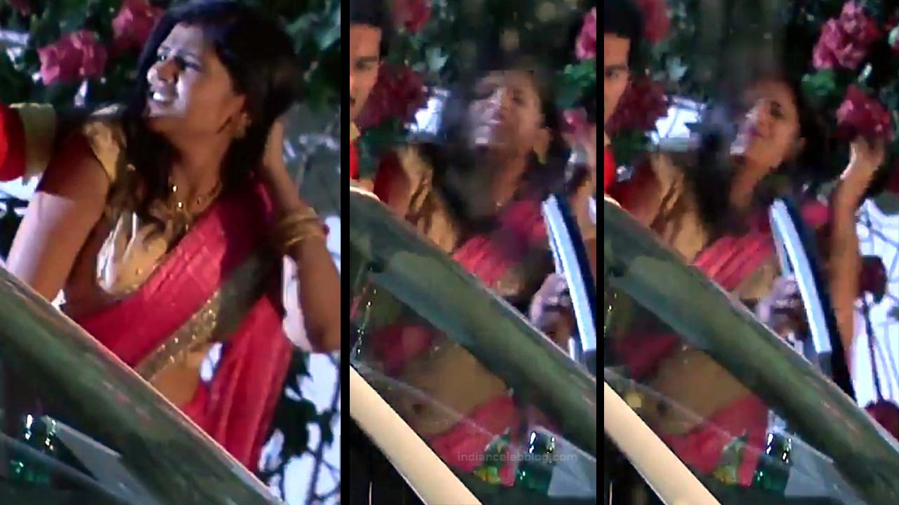 Sangeetha Kamath shravya karthika deepam actress 20 hot saree pics