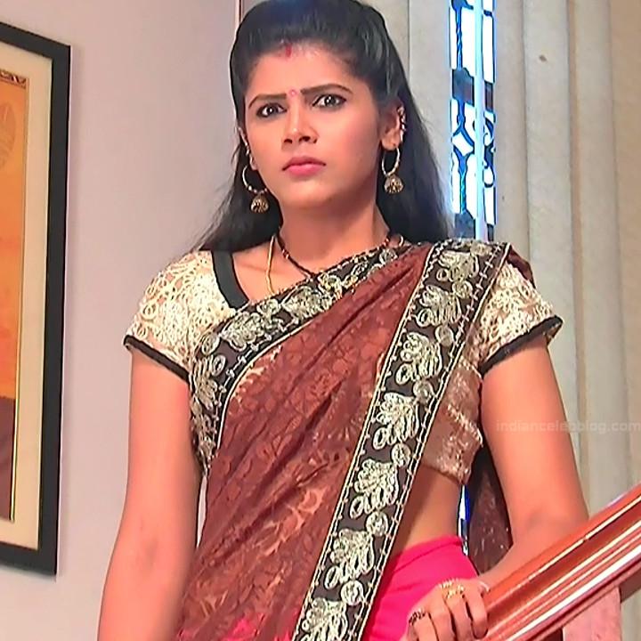Sangeetha Kamath shravya karthika deepam actress 7 hot saree pics