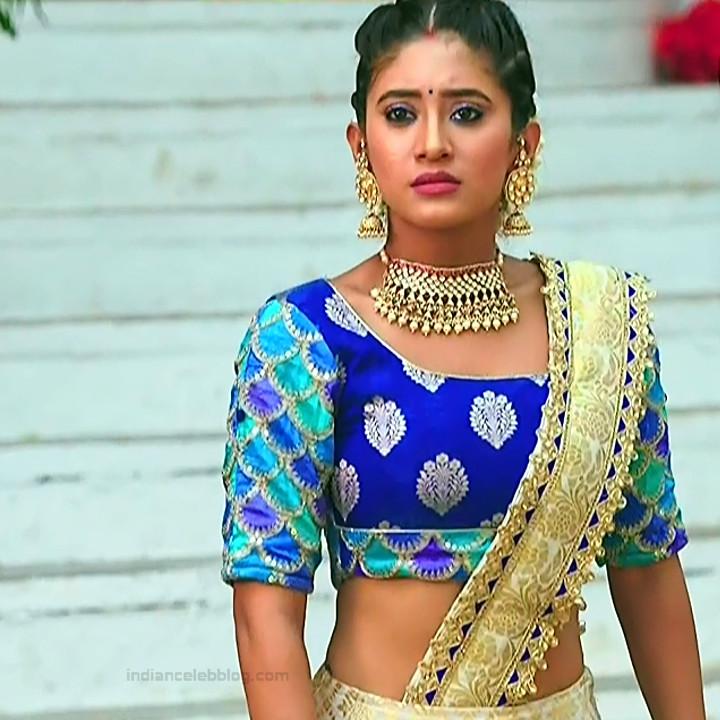 Shivangi Joshi Hindi TV actress YehRKKHS3 12 hot lehenga pics