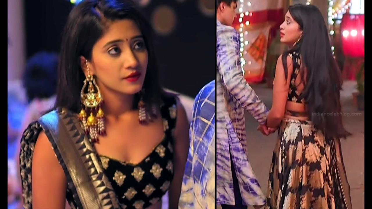 Shivangi Joshi Hindi TV actress YehRKKHS3 2 hot lehenga pics