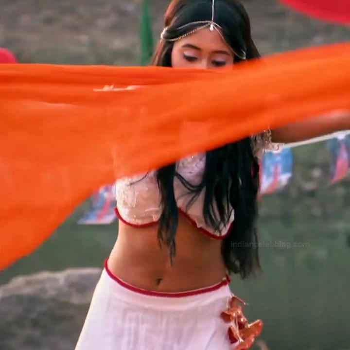 Shivangi Joshi Hindi TV actress YehRKKHS3 27 hot navel pic