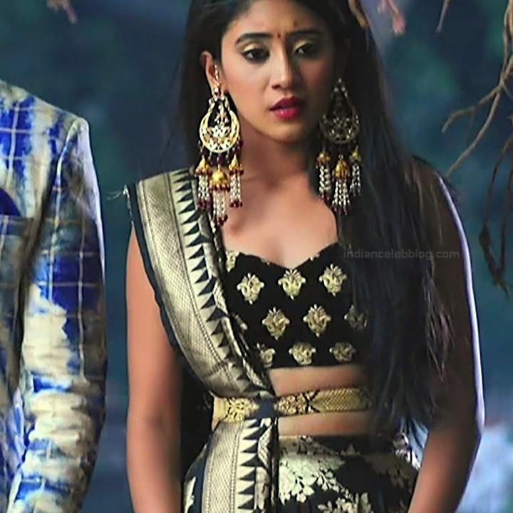 Shivangi Joshi Hindi TV actress YehRKKHS3 3 hot lehenga pics