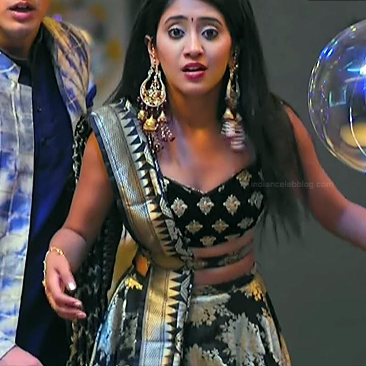 Shivangi Joshi Hindi TV actress YehRKKHS3 4 hot lehenga pics