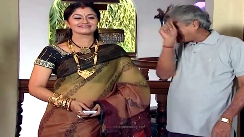Sudha chandran Tamil TV actress PonDTS1 3 hot sari photo