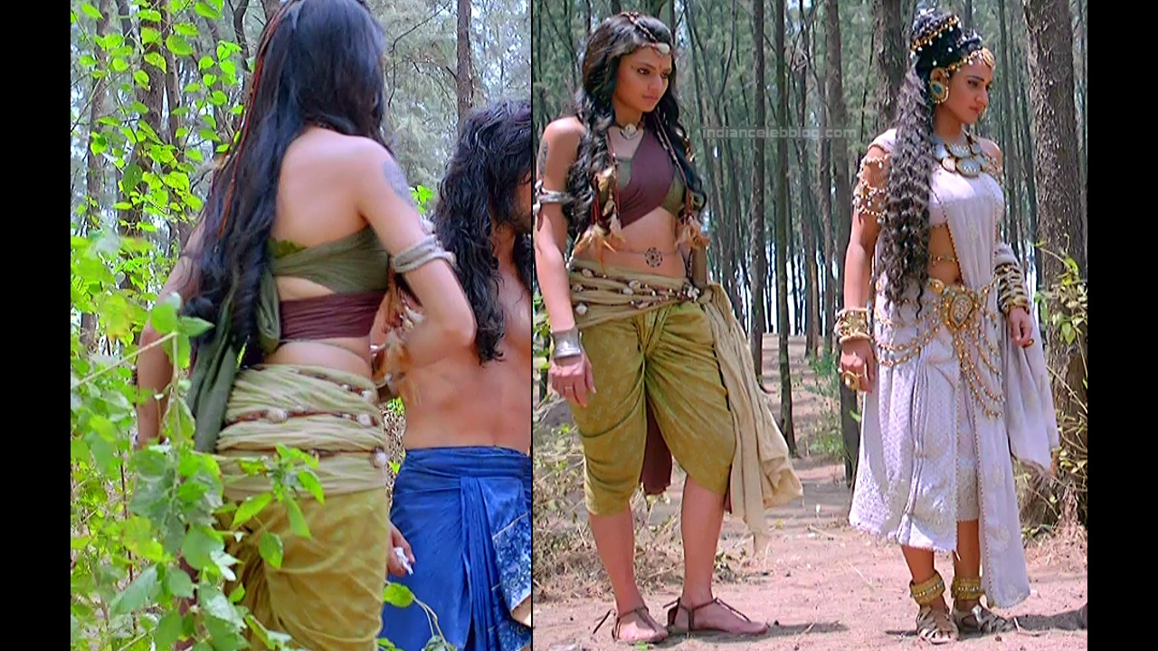 Suhani Dhanki hindi tv actress Porus S2 4 hot photos