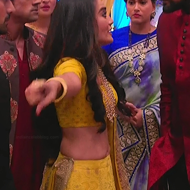 Surbhi Jyoti Hindi TV actress Naagin S1 21 hot lehenga choli pics