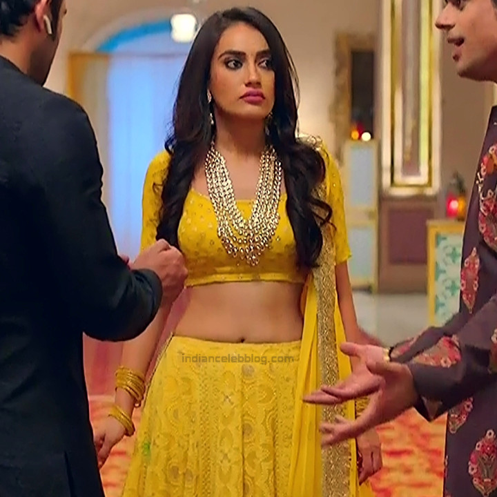 Surbhi Jyoti Hindi TV actress Naagin S1 24 hot lehenga choli pics