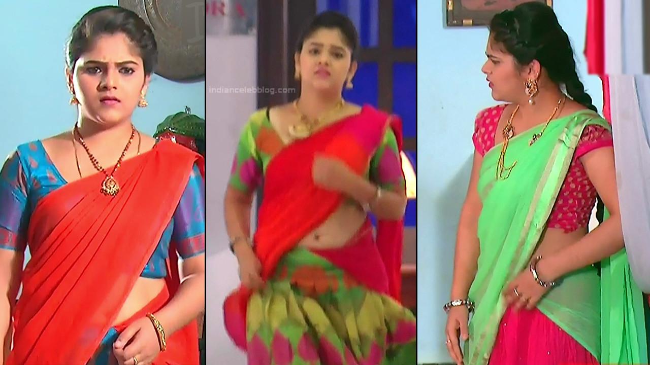 Telugu TV Actress Agnisakshi UnKS1 15 thumb
