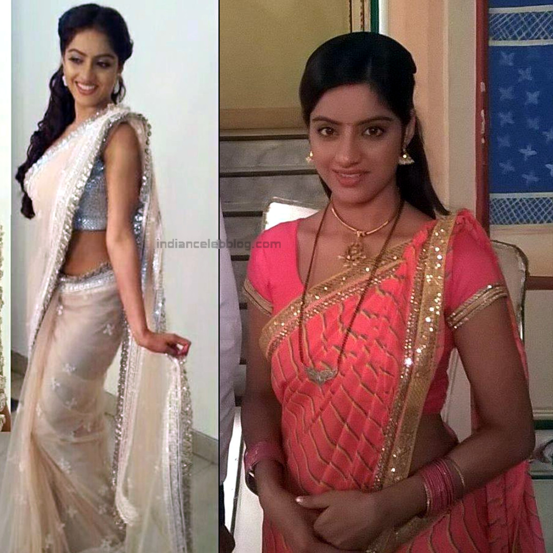 Deepika singh hindi serial actress CTS2 11 hot saree pics