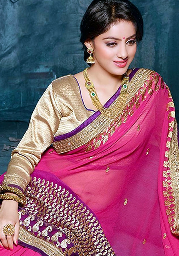 Deepika singh hindi serial actress CTS2 13 hot saree photo