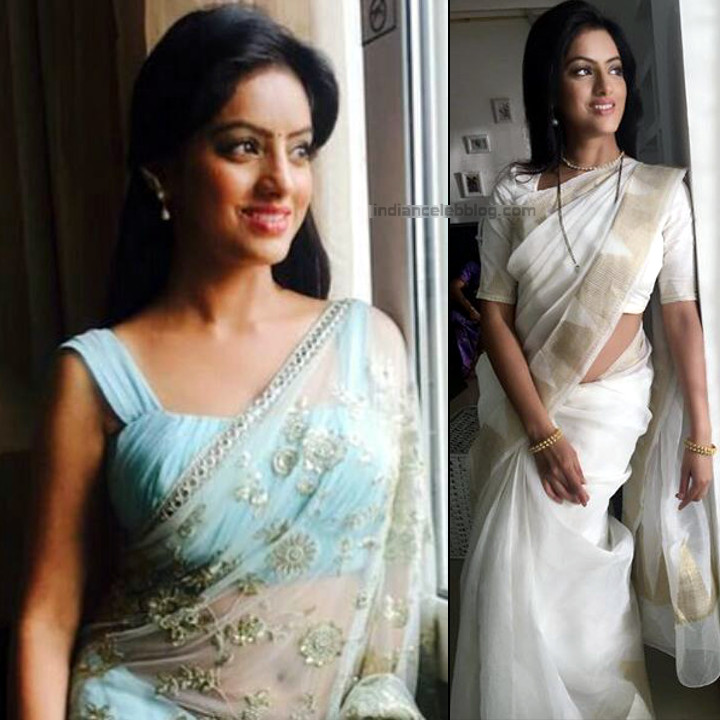 Deepika singh hindi serial actress CTS2 9 hot saree pics